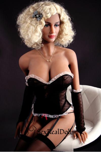 Fleur-168cm Muscular Body Silicone Sex Doll