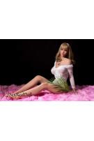Darby-166cm Tan Skin Love Doll