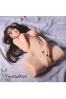 Natalia Male Sex Toy Realistic Sex Torso