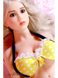 Arielle - Lifelike Mini Sex Doll for sale